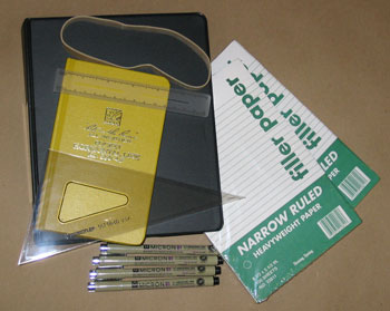 Grinnell Field Journal Kit (SKU 1057033344)