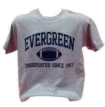 T Shirt Undefeated Since 1967