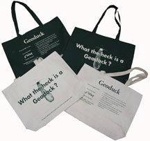 What's A Geoduck Tote Bag