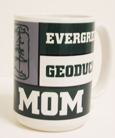Evergreen Mom Mug