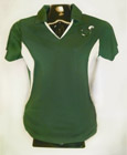 Ladies Polo New Geoduck L/C Performance Fabric