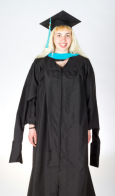 Graduation Gowns for Bachelors and Masters Graduates