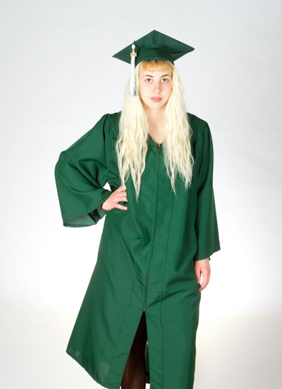 Graduation Gowns For Plus Sizes The Greener Bookstore