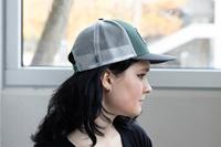 Hat Evergreen Geoducks Patch Trucker