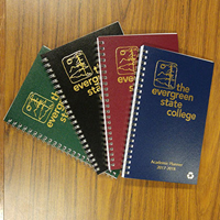 Academic Planners for Current School Year