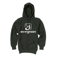New Evergreen Tree logo 2018 Hoodie
