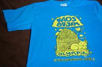 KAOS T-shirt 2016 design