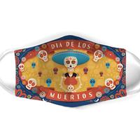 Masks with Skulls