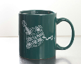 There's a Phage for that ceramic Mug