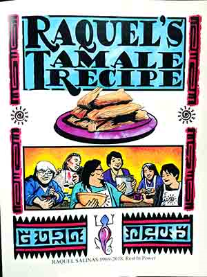 Raquel's Tamale Recipe (SKU 1083160160)